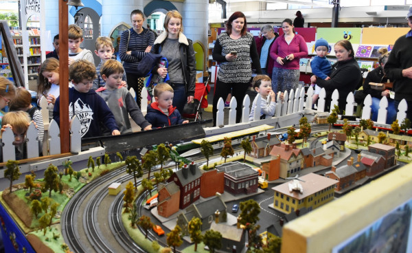 The North Canterbury Model railway club Thomas and Friends